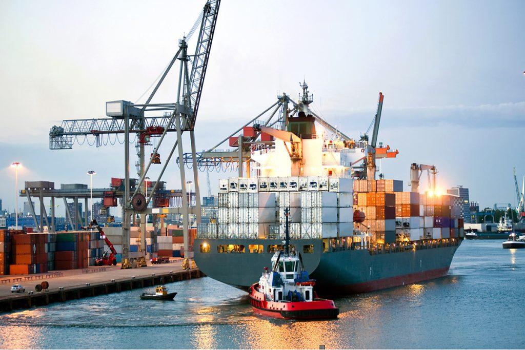 Puerto aduanero Argentina
